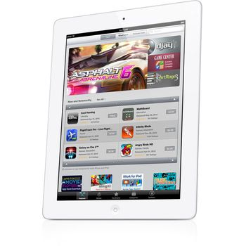 Apple iPad 2 16GB Wi-Fi CZ bílý
