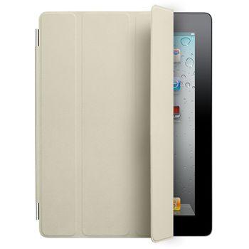 Apple iPad Smart Cover Leather Cream