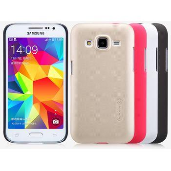 Nillkin zadní kryt Super Frosted pro Samsung G360F Galaxy Core Prime, hnědý