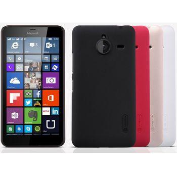 Nillkin zadní kryt Super Frosted pro Nokia Lumia 640 XL, hnědý