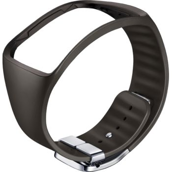 Samsung výměnný pásek ET-SR750BS pro Galaxy Gear S, šedý