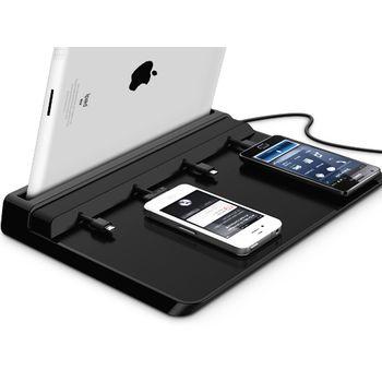 Kidigi univerzální dobíjecí stanice pro smartphony a tablety (3x1A, 1 x 2,1A)