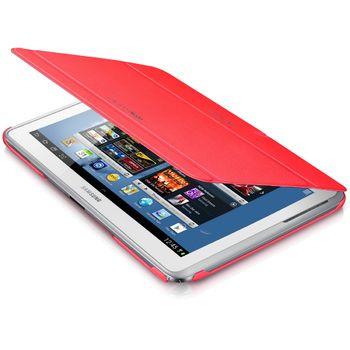 Samsung polohovací pouzdro EFC-1G2NP pro Galaxy Note 10.1. (N8000/N8010), růžová, rozbaleno