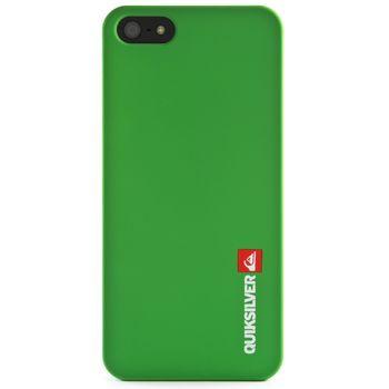 Quiksilver zadní kryt pro Apple iPhone 5, zelený