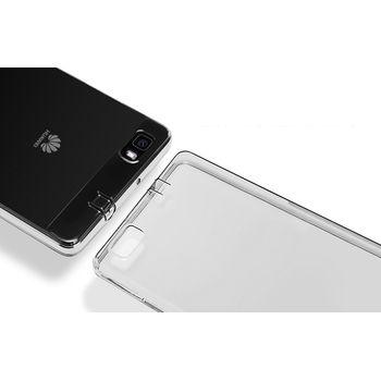 Nillkin pouzdro Nature TPU pro Huawei Ascend P8 Lite, šedé