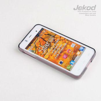 Jekod TPU silikonový kryt pro Alcatel 6010D One Touch Star, bílá