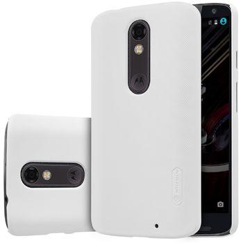 Nillkin zadní kryt Super Frosted pro Motorola X Force, bílý