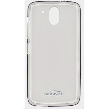 Kisswill TPU pouzdro pro HTC Desire 820, čiré