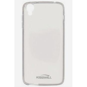 Kisswill TPU pouzdro pro Alcatel Idol 3, 5.5, transparentní