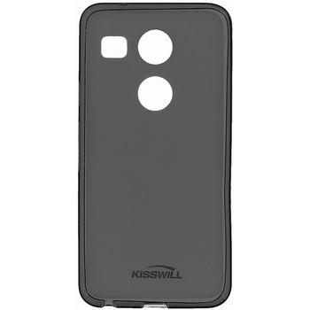 Kisswill TPU pouzdro pro LG Nexus 5x, černé