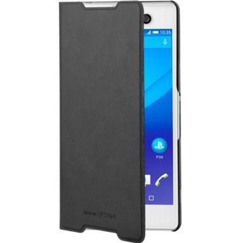Roxfit flipové pouzdro pro Sony Xperia M5 E5603, Black