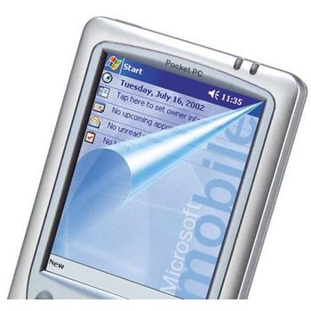 Fólie ADAPT ScreenPack (2ks) - HP iPAQ 1910, 2210, MDAII, MIO C510+, C710+