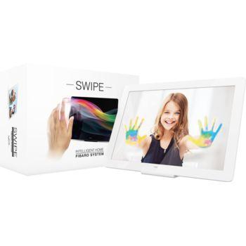 Fibaro bezdotykový ovladač Swipe, ovládání gesty