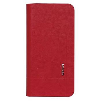 Ozaki flipové pouzdro pro iPhone 5/5S O!coat_Aim_ action, červená