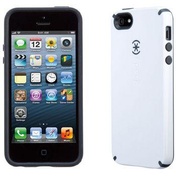 Speck ochranný kryt CandyShell pro iPhone 5/5S/SE, bílo-šedý