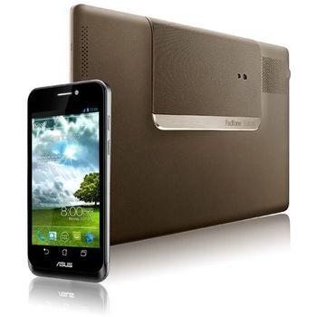 Asus Padfone + Belkin Bluetooth QWERTY klávesnice