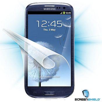 Fólie ScreenShield Samsung Galaxy S III i9300 - displej