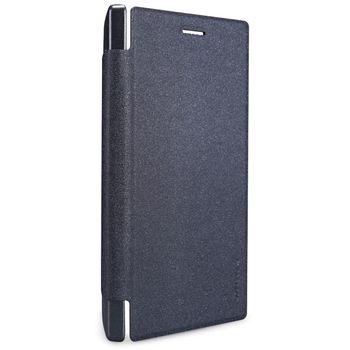 Nillkin pouzdro Sparkle Folio pro Nokia Lumia 830, černé