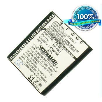Baterie (ekv. NP-BK1) pro Sony DSC-S750, S780CyberShot W180, W190, Li-ion 3,7V 770mAh