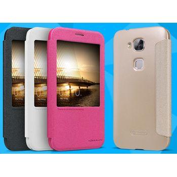 Nillkin pouzdro Sparkle S-View pro Huawei G8, černé