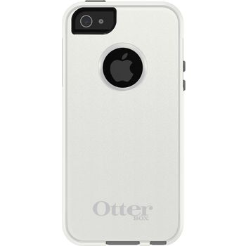 Otterbox ochranné pouzdro Commuter Series pro Apple iPhone 5/5S, šedé