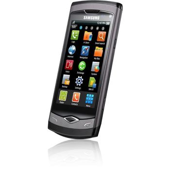 Samsung S8500 Wave + Powermonkey-eXplorer