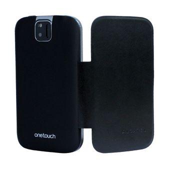 Alcatel One Touch 991 Flip pouzdro černé