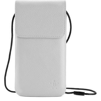 """Belkin Phone pouzdro univerzální (velikost """"M""""), bílé"""