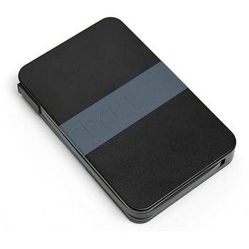 Tylt záložní baterie 2000 mAh energi 2K s USB portem, černo-šedá