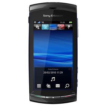 Sony Ericsson U5i Vivaz Cosmic Black