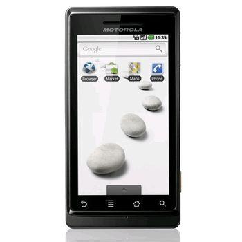 Motorola Milestone (Droid) Black En