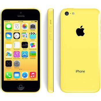 Apple iPhone 5C 32GB, žlutá