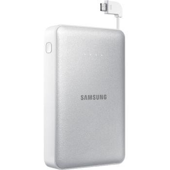 Samsung externí záložní baterie EB-PN915BS, 11300mAh, stříbrná