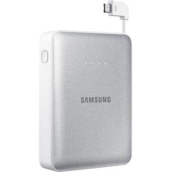 Samsung externí záložní baterie EB-PG850BS, 8400mAh, stříbrná