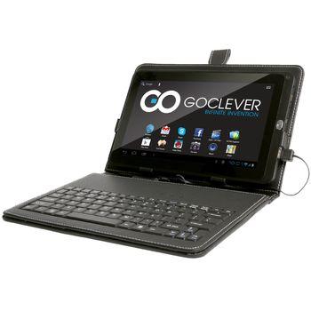 """GoClever pouzdro s klávesnicí pro 10"""" tablety GoClever, černá"""