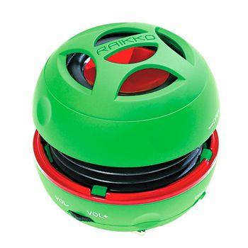 Raikko reproduktor Dance, zelený