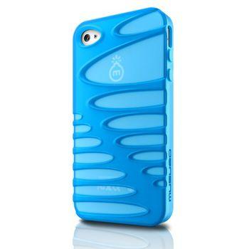 Musubo pouzdro Sexy pro Apple iPhone 4/4S - modrá