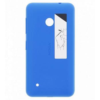 Náhradní díl kryt baterie pro Nokia Lumia 530, modrý