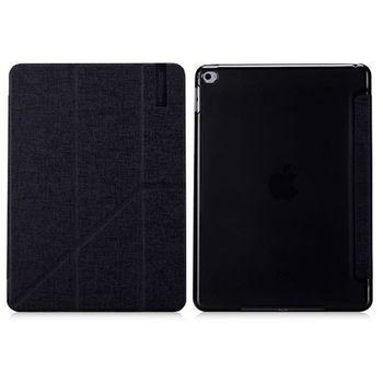 Brando flipové pouzdro Momax se stojánkem pro Apple iPad Air 2, černé