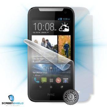 Fólie Screenshield HTC Desire 310 - celé tělo
