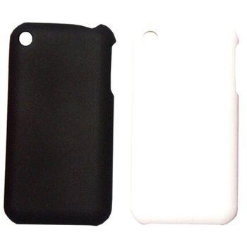 Ochranný kryt zadní - Apple iPhone 3G (černá)