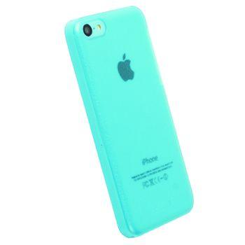 Krusell FrostCover kryt pro Apple iPhone 5C, modrá