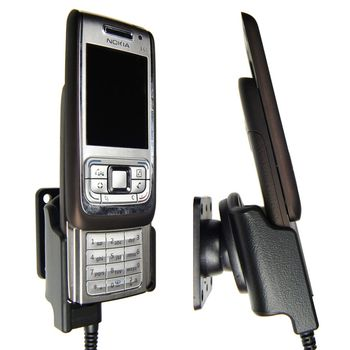 Brodit držák do auta pro Nokia E65 s nabíjením