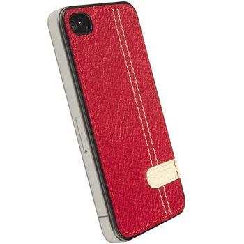 Krusell hard case - Gaia Undercover - Apple iPhone 4/iPhone 4S (červená)