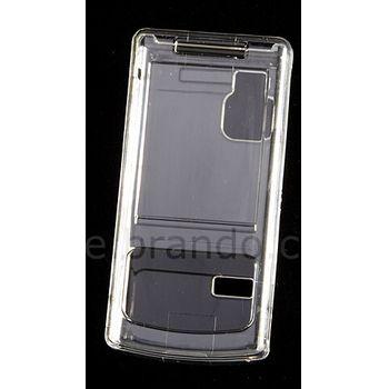 Transparentní pouzdro Brando Crystal - Nokia 6500 slide