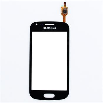 Náhradní díl dotyková deska pro Samsung S7580 Galaxy Trend Plus, černá