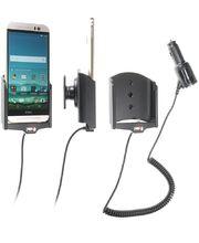 Brodit držák do auta na HTC One M9 bez pouzdra, s nabíjením z cig. zapalovače