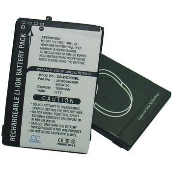 Baterie náhradní (ekv. BA-S160) pro HTC S620, Li-ion 3,7V 1050mAh