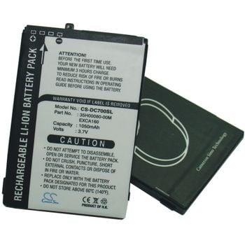 Baterie (ekv. BA-S230) pro HTC P3450 Touch, Li-ion 3,7V 1100mAh