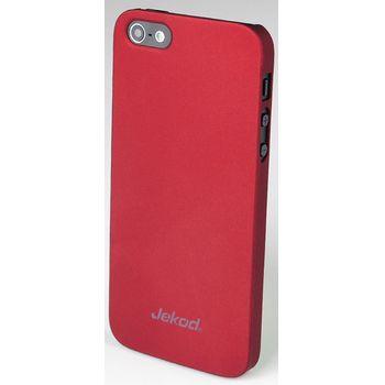 JEKOD Super Cool Pouzdro pro iPhone 5 - červená